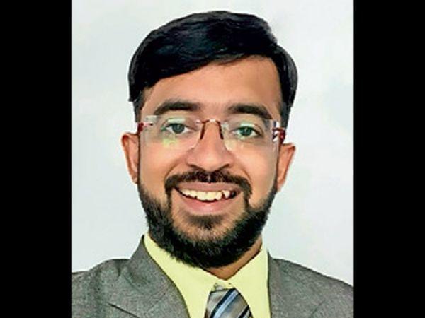 ડો. દિપ દેસાઈ - Divya Bhaskar