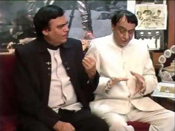 કોરોનાનો રિપોર્ટ નેગેટિવ આવ્યા બાદ જુનિયર કે.લાલને હાર્ટ એટેક આવ્યો હતો - Divya Bhaskar