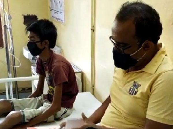દર્દી કહે છે કે, હોસ્પિટલના જવાબદાર ડોક્ટરોના કાને ગરીબોની મજબૂરી-દર્દ બન્ને સંભળાતા અને દેખાતા જ નથી