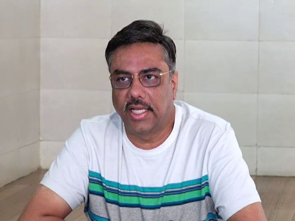 ગુજરાત સ્વનિર્ભર શાળા સંચાલક મંડળના ઉપપ્રમુખ જતીન ભરાડ.