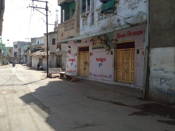 ખેડા જિલ્લાના અલીન્દ્રા, પીજ અને સલુણ ગામોમાં સ્વૈચ્છિક લોકડાઉન જાહેર કરવું પડયું - Divya Bhaskar