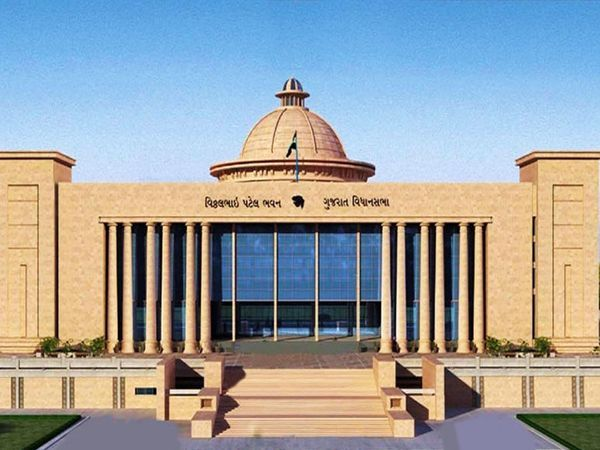 ગુજરાત વિધાનસભાની ફાઇલ તસવીર - Divya Bhaskar