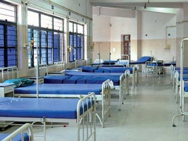 સિવિલ હોસ્પિટલમાં બેડ ખુટતા એક બેડ માટે ત્રણ દર્દીઓ બાખડયા