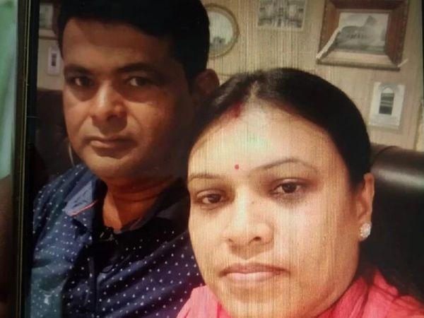 પત્નીએ જ કરાવી પતિની હત્યા - Divya Bhaskar