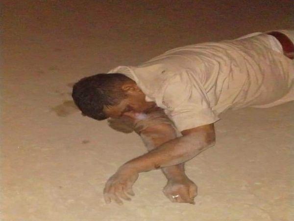 थाना प्रभारी अश्विनी कुमार की मौत।
