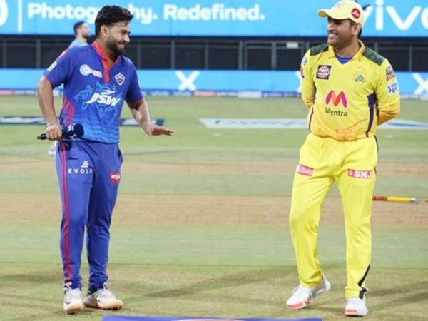 पंत, जो धोनी को अपना गुरु मानते हैं, ने अपनी कप्तानी के पहले मैच में माही को हराया और फिर मैच में भी।