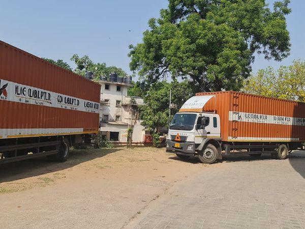 વડોદરામાં બે ટ્રક ભરીને 100 વેન્ટિલેટર હૈદરાબાદથી મંગાવવા પડ્યા હતા