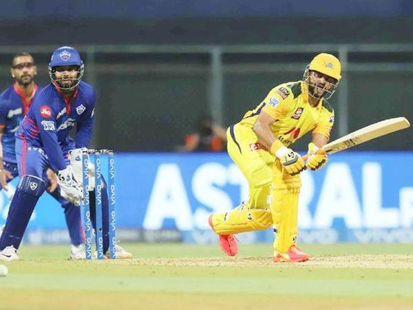 दो साल बाद, आईपीएल में खेलते हुए, सुरेश रैना ने 36 गेंदों पर 54 रन बनाए।