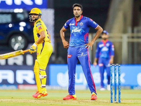 रविचंद्रन अश्विन काफी महंगे साबित हुए।  उन्होंने 4 ओवर में 47 रन दिए और केवल 1 विकेट लिया।