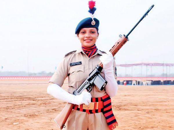 નિમિષા પટેલની તસવીર - Divya Bhaskar