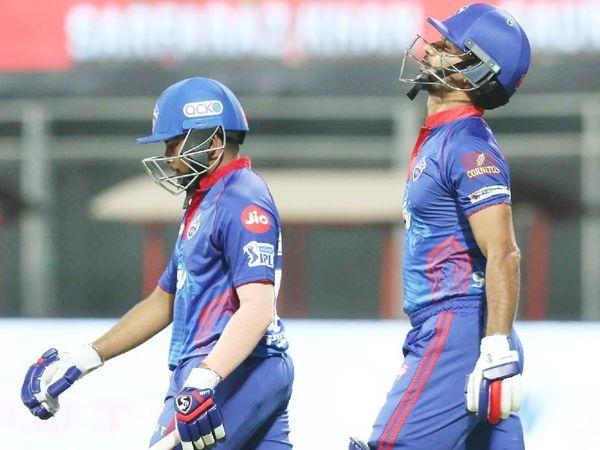 196 रनों के लक्ष्य का पीछा करने उतरी दिल्ली की टीम अच्छी शुरुआत के लिए उतर गई।