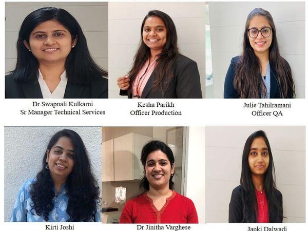 6 મહિલાઓએ કોરોનાના કપરા કાળમાં RT-PCRની કીટ બનાવવામાં ફાળો આપ્યો