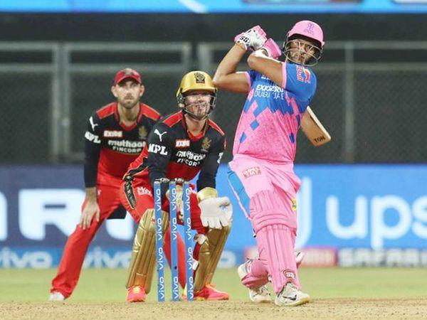 शिवम दुबे ने 32 गेंदों पर 46 रन बनाए।  उन्होंने पांचवें विकेट के लिए रयान के साथ 66 रन की साझेदारी भी की।