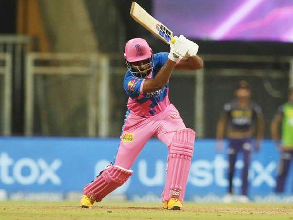 लगातार 3 मैचों में असफल रहने के बाद, सैमसन ने अंतिम ओवर तक बल्लेबाजी करके मैच जीत लिया।