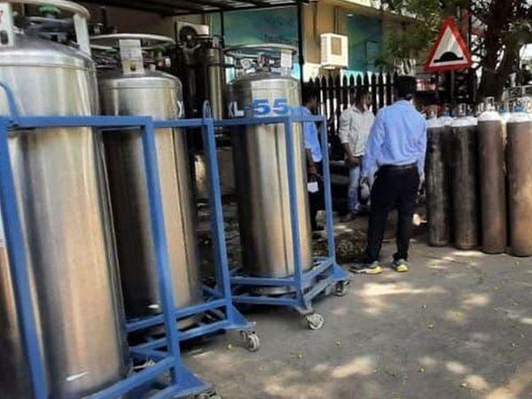 કેન્દ્ર સરકારે પણ ગુજરાતને ઇમરજન્સીમાં 1000 ટન ઓક્સિજન આપવાની ખાત્રી આપી