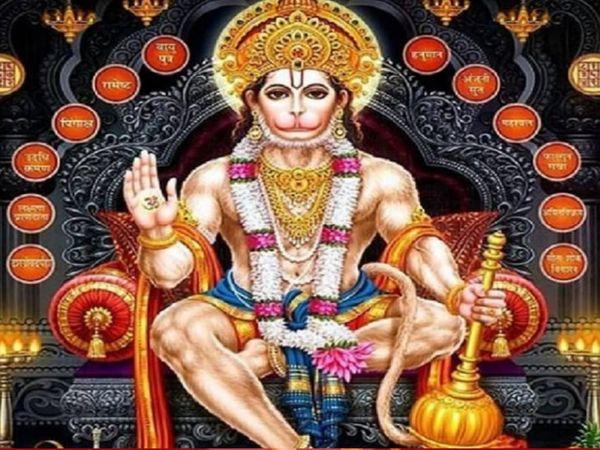 શ્રીરામ અને માતા સીતાની પૂજા કર્યા બાદ હનુમાનજીની પૂજા કરો.