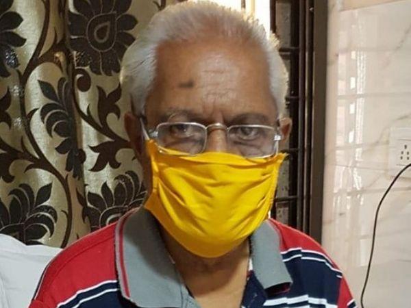 ભાજપના પૂર્વ કોર્પોરેટર મહેશ ભટ્ટનું કોરોનાની સારવાર દરમિયાન મૃત્યુ - Divya Bhaskar