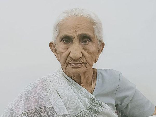 નર્મદાબેન - Divya Bhaskar