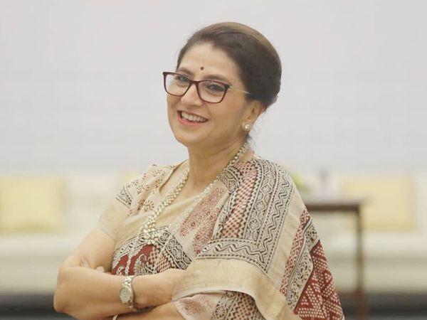 તેજલ અમીન, શિક્ષણવિદ - Divya Bhaskar