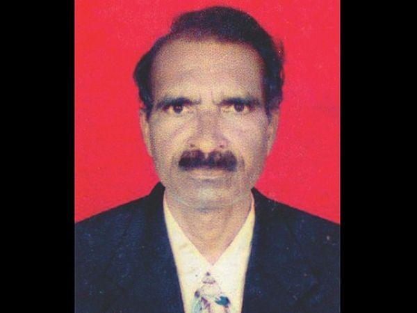 મૃતક રામજીભાઈ - Divya Bhaskar