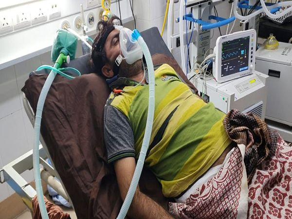ધારપુર મેડિકલ હોસ્પિટલમાં બ્રેઈન સર્કિટથી દર્દીઓને સારવાર આપવામાં આવી રહી છે - Divya Bhaskar