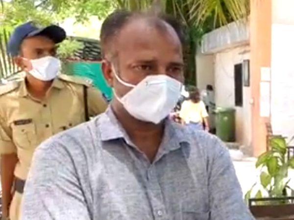 મૃતક મહિલાન પતિ હિરલભાઇ શાહ - Divya Bhaskar