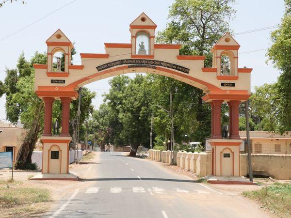 વડોદરા જિલ્લાના પાદરા તાલુકાના એક ગામમાં કોરોના પ્રવેશી શક્યો નથી - Divya Bhaskar