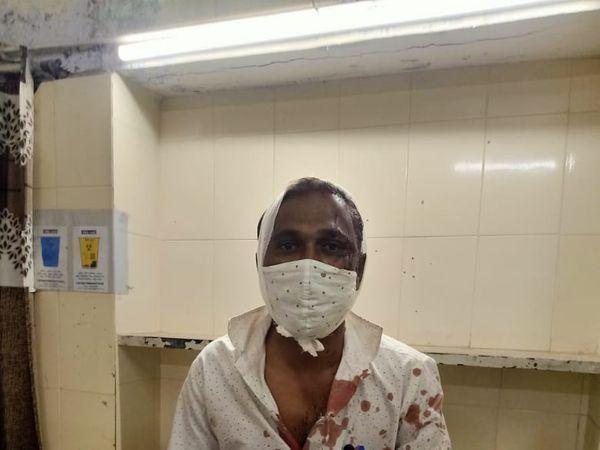 પાટડીમાં પીજીવીસીએલ કર્મચારી પર ત્રણ શખ્સોએ હિચકારો હુમલો કર્યો - Divya Bhaskar