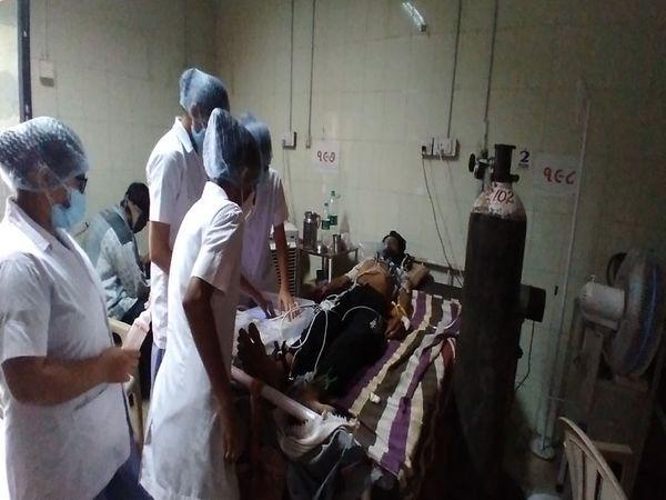 ભેટ કે દાન દેવું હોય તો હોસ્પિટલમાં આપો : દર્દીઓ - Divya Bhaskar