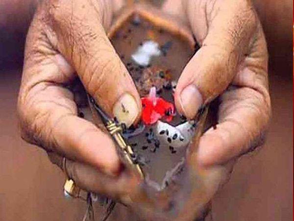 અખાત્રીજના દિવસે તલ સહિત કુશના જળથી પિતૃઓને જળદાન કરવાથી તેમને અનંત કાળ સુધી તૃપ્તિ મળે છે