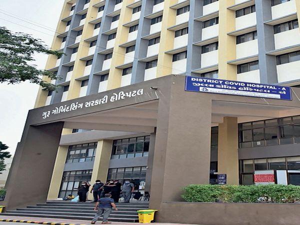 જી જી હોસ્પિટલની ફાઇલ તસવીર - Divya Bhaskar