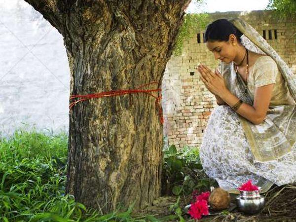 એક લોટામાં પાણી અને તાજુ દૂધ મિક્સ કરી લેવું અને પીપળાના વૃક્ષમાં ચઢાવવું