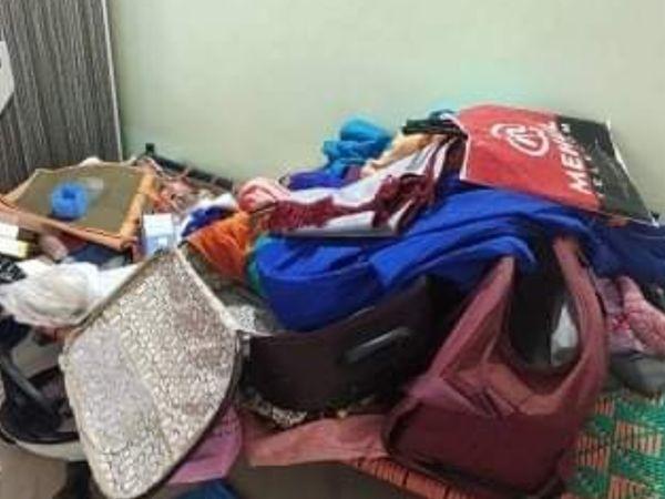 મોરબીના વાંકાનેરમાં તસ્કરોએ પાડોશીના ઘરના બહારના દરવાજા બંધ કરી બંધ મકાનને નિશાન બનાવ્યા - Divya Bhaskar