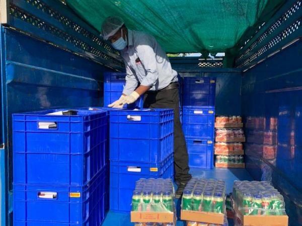 બે દિવસ અગાઉ સંજીવ કપૂર દ્વારા સિવિલ હોસ્પિટલના તબીબોને ભોજન આપવાની વ્યવસ્થા અંગેનો પ્રસ્તાવ મુકવામાં આવ્યો હતો