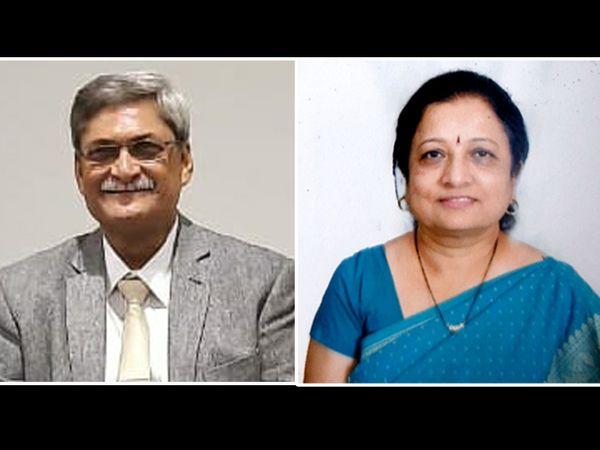 ડો. વિહંગ મજમુદાર, ડો.તનુજા જાવડેકર - Divya Bhaskar