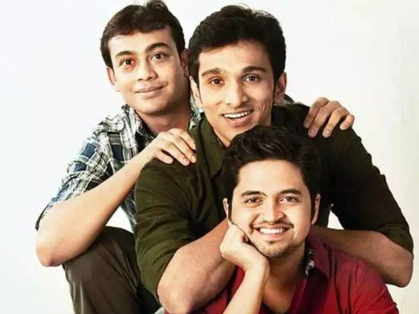 'बयार' के निर्देशक अभिषेक जैन, प्रतीक गांधी और दिव्यांग ठक्कर