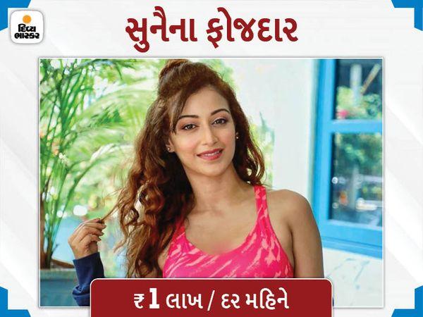 सुनैना की अपराधी अंजलि मेहता (तारक मेहता की पत्नी) की भूमिका में है