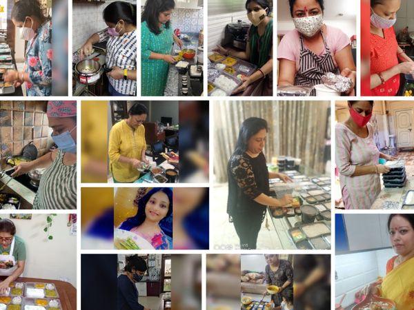 અત્યારે દિલ્હી, મુંબઈ, લખનઉ સહિત દેશના 30થી 35 શહેરોમાં ઈરાની ટીમ કામ કરી રહી છે. આ લોકો પોતાના ઘરેથી ભોજન તૈયાર કરીને દર્દીઓ સુધી પહોંચાડે છે.
