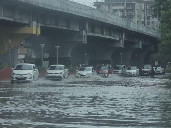રાજ્યના 206 તાલુકાઓમાં વરસાદ નોંઘાયો