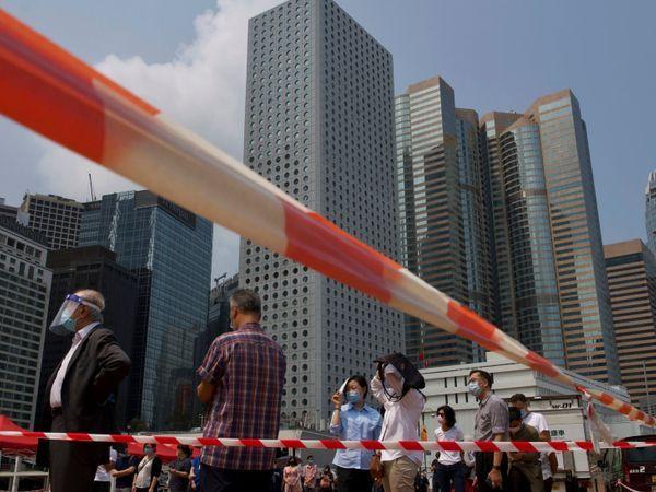 पिछले महीने, हांगकांग के एक शोध समूह ने चीन के कोविड -19 के सिद्धांत को खारिज कर दिया था।