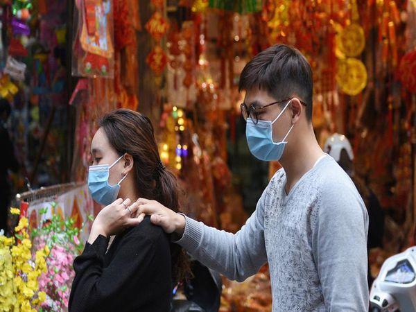 वियतनाम में इस समय तेजी से कोरोना संक्रमण के मामले बढ़ते जा रहे हैं।