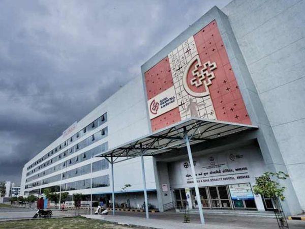 1200 બેડની સિવિલ હોસ્પિટલ