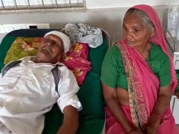 સુરેન્દ્રનગરના ખાડીયા ગામમાં બે જૂથો વચ્ચે મારામારી, એક ઇજાગ્રસ્ત થતાં હોસ્પિટલ ખસેડાયો - Divya Bhaskar