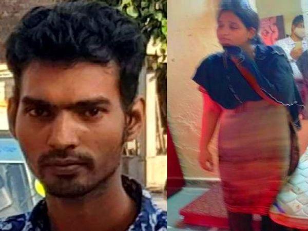 રઈસના લગ્ન 2012માં શાહિદા સાથે થયા હતા. લગ્ન બાદ બંને દહીંસર રહેવા આવી ગયાં હતાં. - Divya Bhaskar