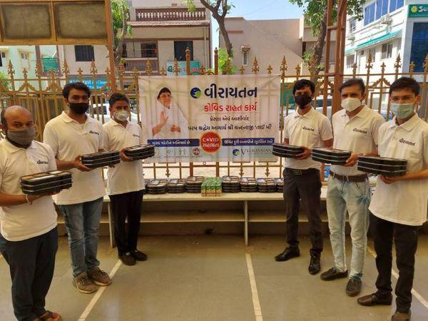 વિરાયતનના કચ્છ કેન્દ્રમાં નિ:શુલ્ક ઓક્સિજન કોન્સન્ટ્રેટર બેંક પણ બનાવવામાં આવી છે - Divya Bhaskar
