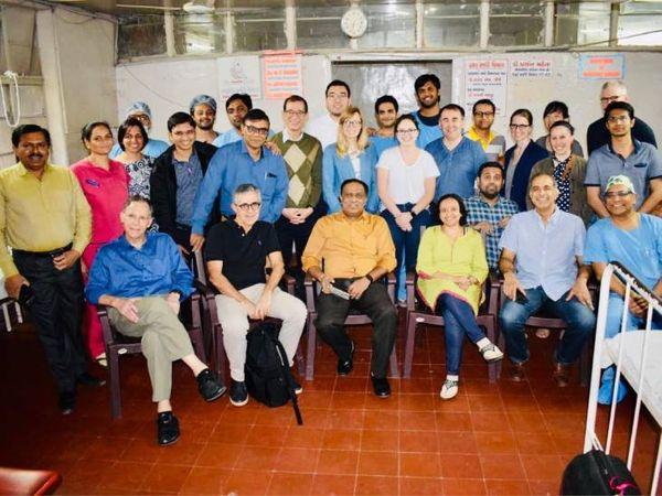 બ્લેડર એસ્ટ્રોફી વર્કશોપમાં રાજ્ય અને દેશની સાથે વિદેશમાંથી પણ ખ્યાતનામ તબીબો સહભાગી બને છે - Divya Bhaskar