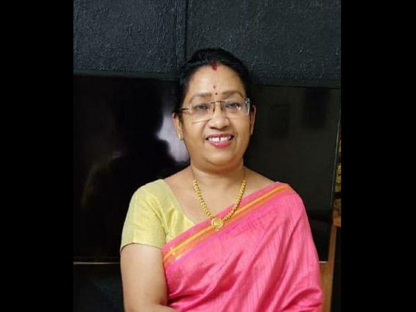 બિના પ્રશાંત, પ્રિન્સિપાલ, જીપીએસ - Divya Bhaskar