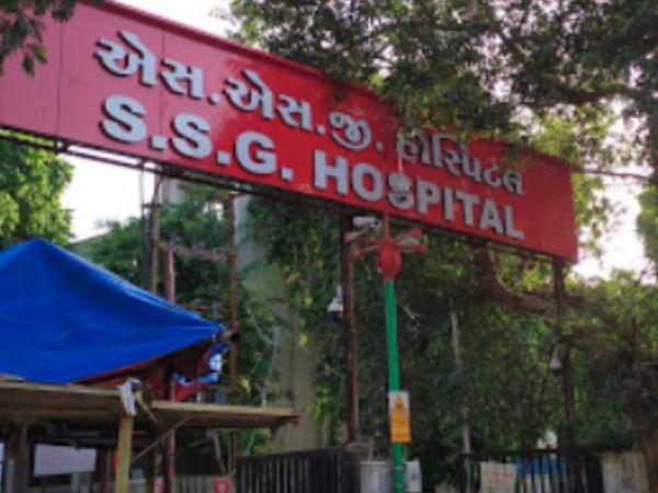 સયાજી હોસ્પિટલ(ફાઇલ તસવીર) - Divya Bhaskar