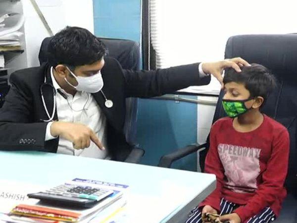 બાળકોમાં આ રોગની વિશેષતાઓ જનોઈ ડોક્ટરરો તુરંત સંપર્ક કરવો.