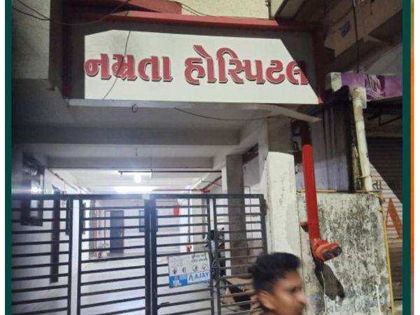 ફાયરબ્રિગેડ દ્વારા અલગ અલગ ઝોનમાં કામગીરી કરવામાં આવી હતી. - Divya Bhaskar